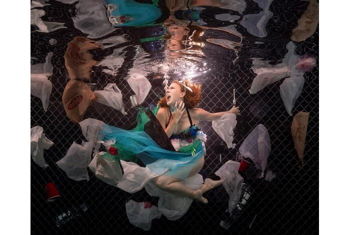 2ème prix - art sous-marin © Justin Lutsky
