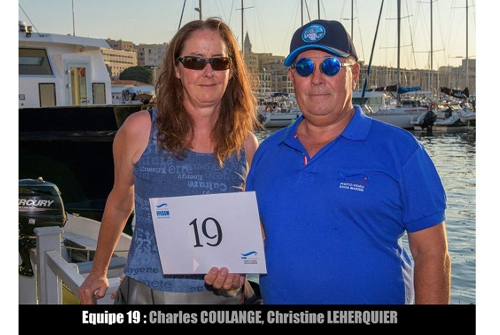 équipe n° 19 - Charles Coulange et Christine Leherquier
