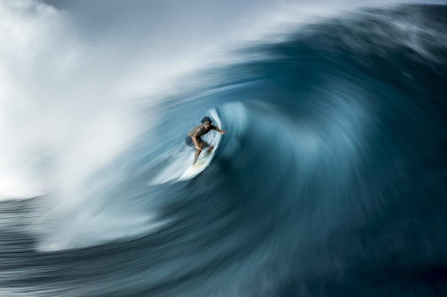 "Photographe ""Aventure"" de l'année 2021 - Ben Thouard © Ben Thouard - Ocean Photographer awards"
