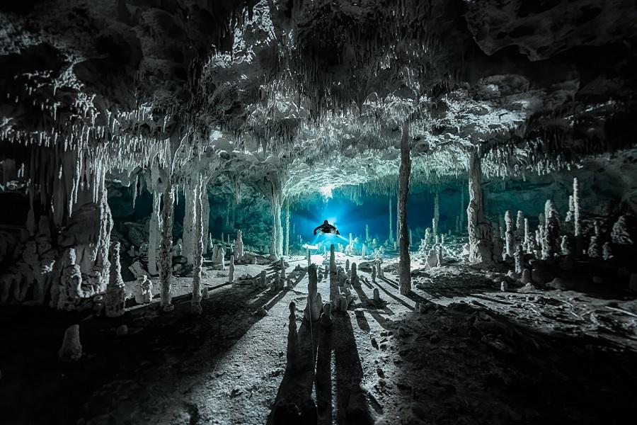 Photographe d'exploration de l'année. Martin Broen. © Martin Broen - Ocean Photographer awards