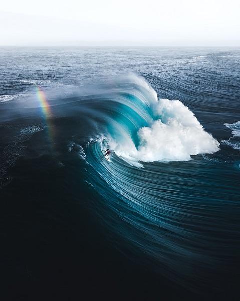 Prix du public - Phil de Glanville. © Phil de Glanville - Ocean Photographer awards