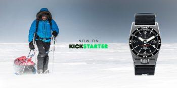 ZRC présente la Tool watch de l'extrême : la ZRC North Adventure