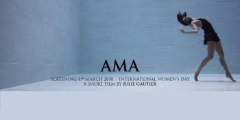 Julie Gautier rend hommage aux femmes dans son nouveau film, Ama