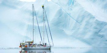 Lumière sous l'Arctique : le documentaire de l'expédition Under The Pole III diffusé sur Arte