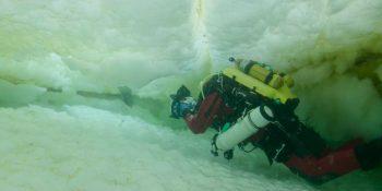 Expédition Antarctica : interview de Laurent Ballesta